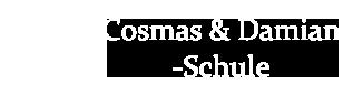 Cosmas und Damian-Grundschule in Essen