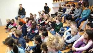 Internationaler Vorlesetag